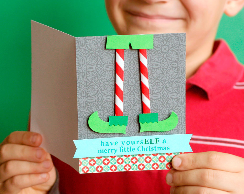 25 Handmade Christmas Cards