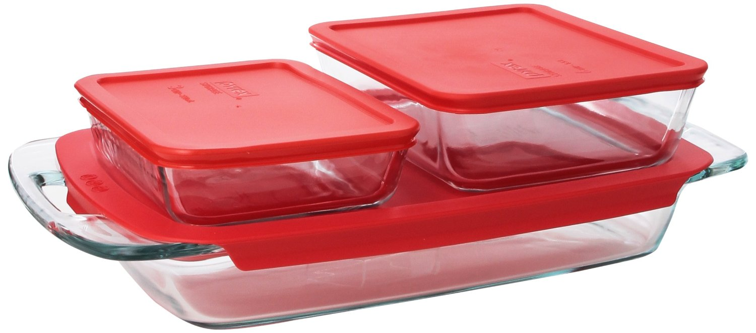 Pyrex Easy Grab 6-Piece Value Pack | 25+ Gifts for Her