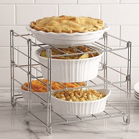 Real Simple 3-Tier Adjustable Oven Rack | 25+ Gifts for Her