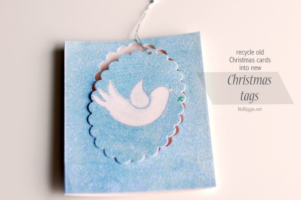 Recycle Old Christmas Cards | 25+ Handmade Christmas Cards