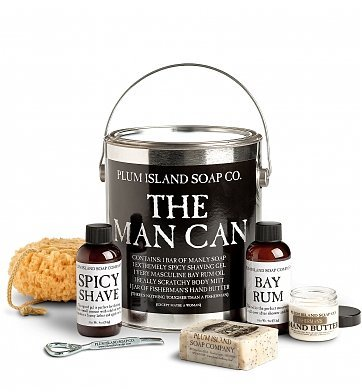 The Man Can Gift Basket | 25+ Gifts for Him