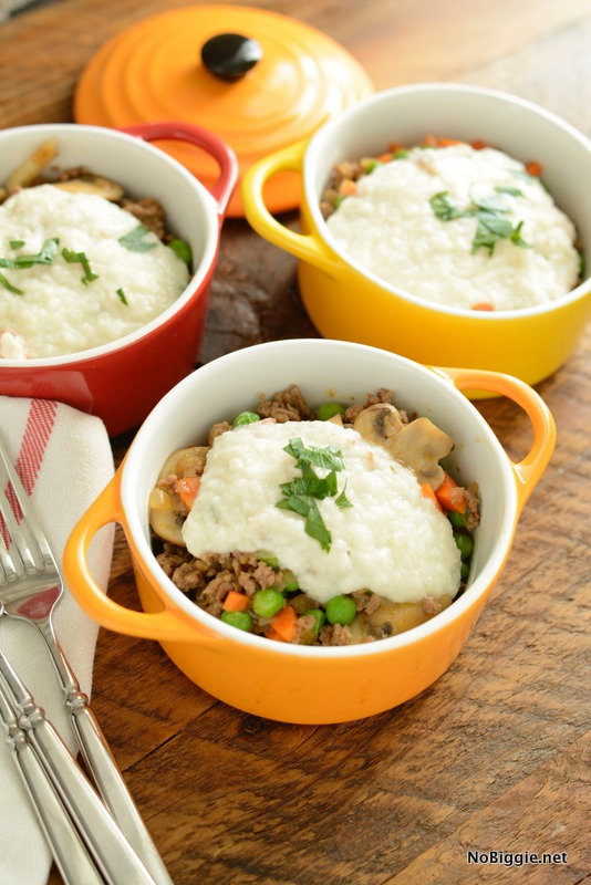 veggie shepherd's pie | NoBiggie.net