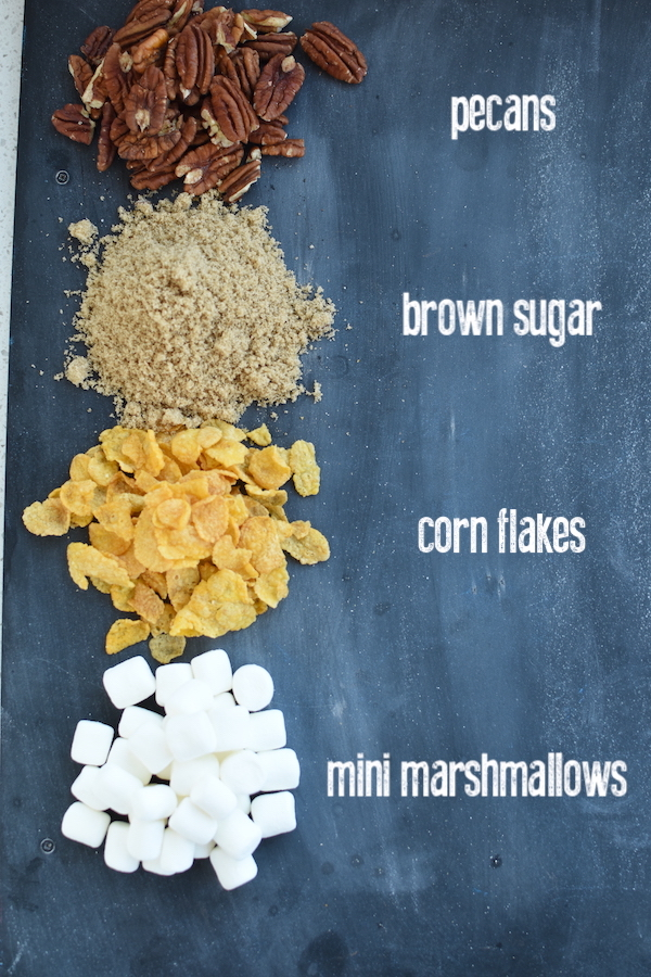 toppings for sweet potato casserole