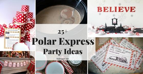 Best 25 Caribbean Party Ideas On Pinterest: 25+ Polar Express Party Ideas