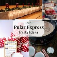 25+ Polar Express Party Ideas