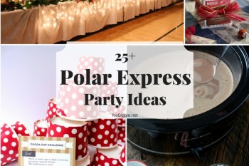 25+ Polar Express Party Ideas