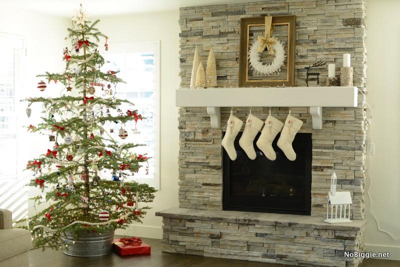 Christmas Home Tour 2016 | NoBiggie.net