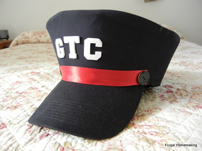 Conductor Hat | 25+ Polar Express Party Ideas