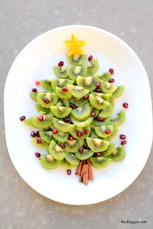 Fruit Christmas Tree watch the video | NoBiggie.net