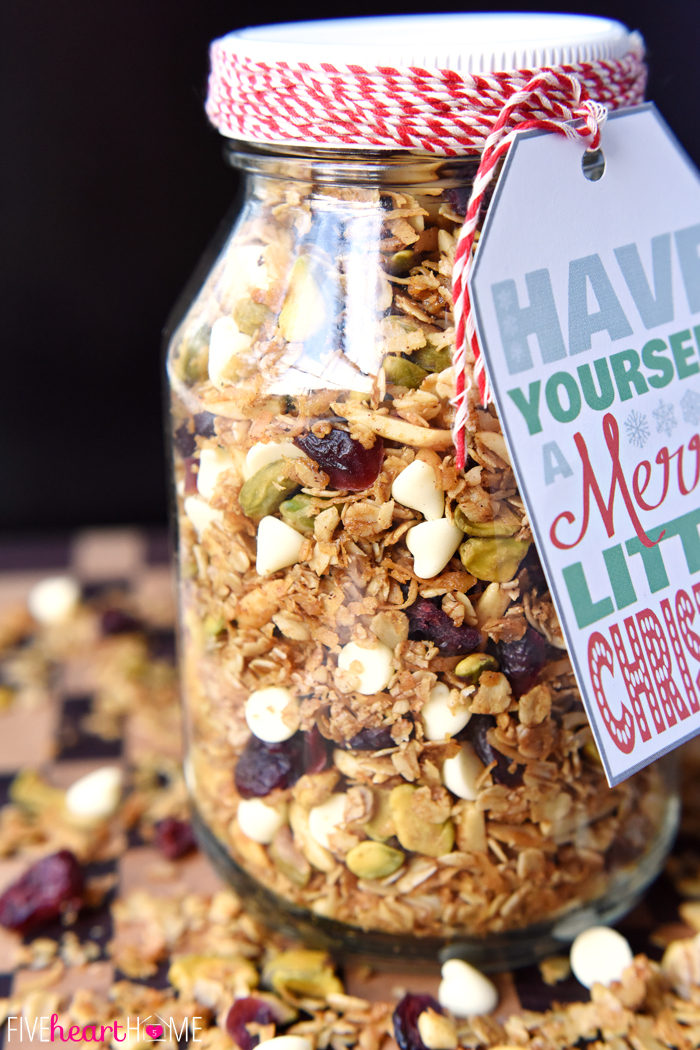 16  Creative and Tasty DIY Edible Christmas Gifts