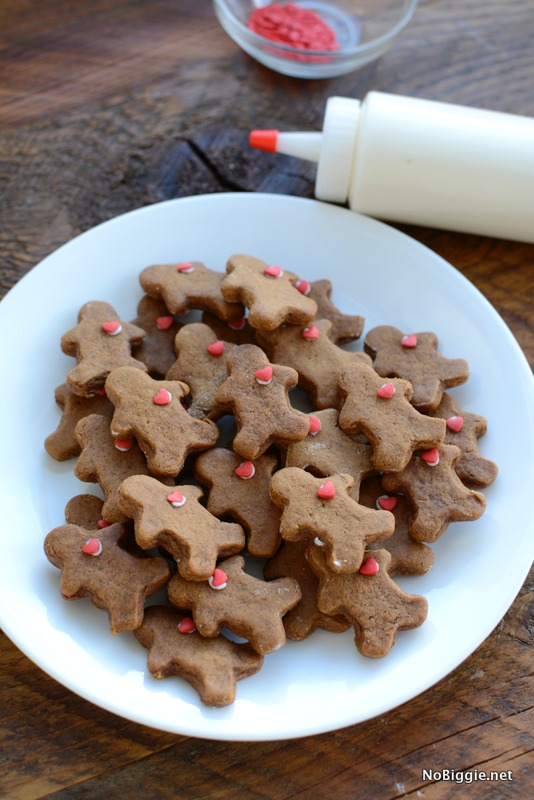 mini gingerbread boys | NoBiggie.net