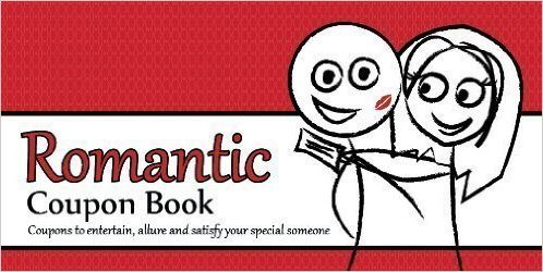 The Romantic Coupon Book | 25+ Valentine's Day gifts for her