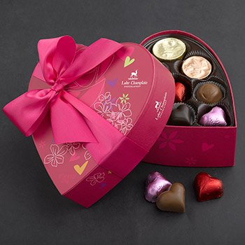 Sweetheart Chocolate Assortment | 25+ Valentine's Day gifts for her