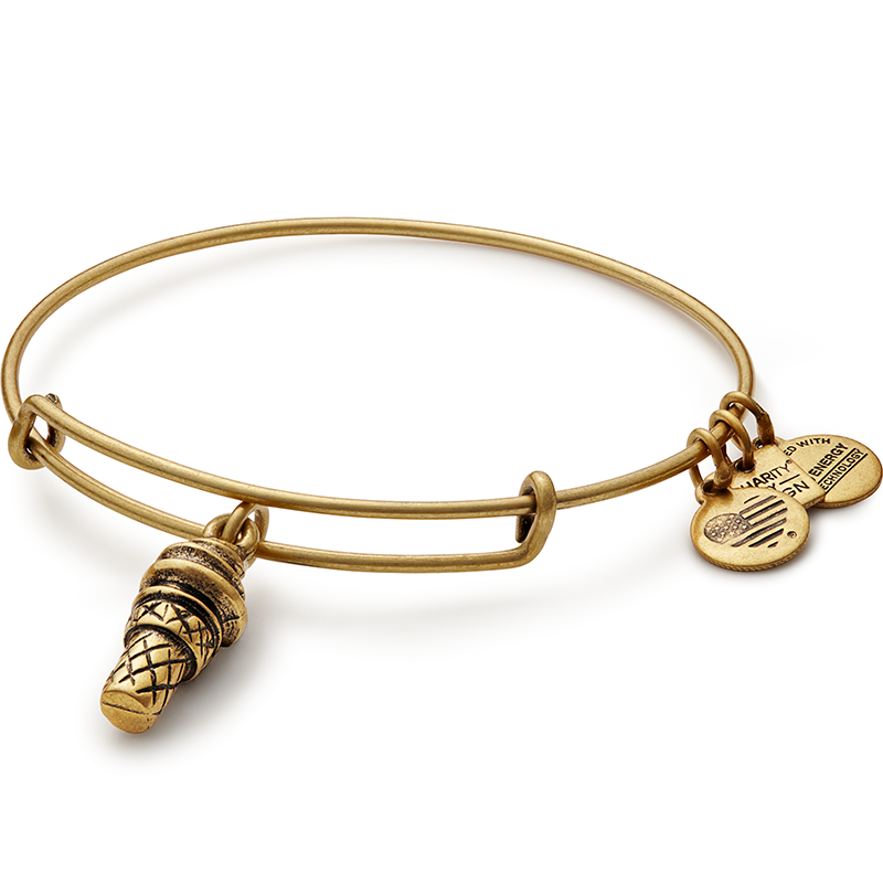 Alex and Ani Charity By Design Sweet Treats Bangle Bracelet | 25+ Valentine's Day gifts for her