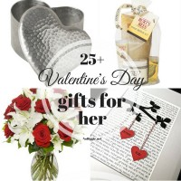 25+ Valentine's gifts for her