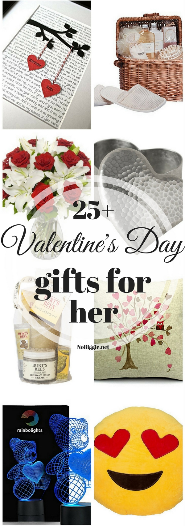 25+ Valentine's Day gifts for her