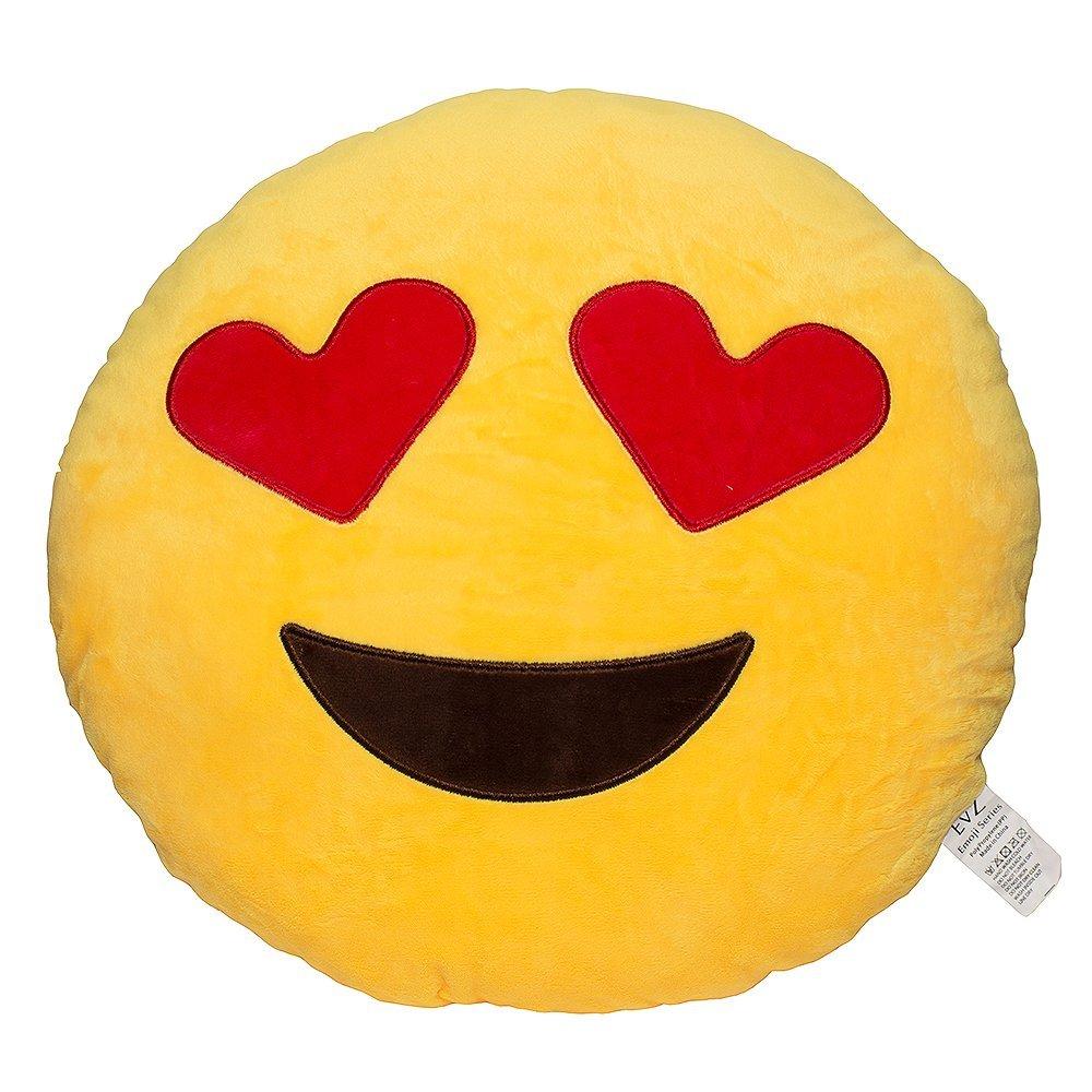 EvZ 32cm Emoji Smiley Emoticon | 25+ Valentine's Day gifts for her