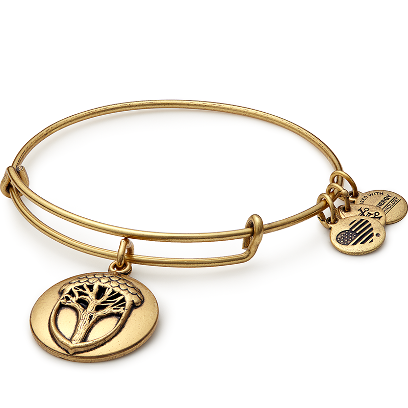 Alex and Ani Charm Bangle | 25+ Valentine's Day gifts for her