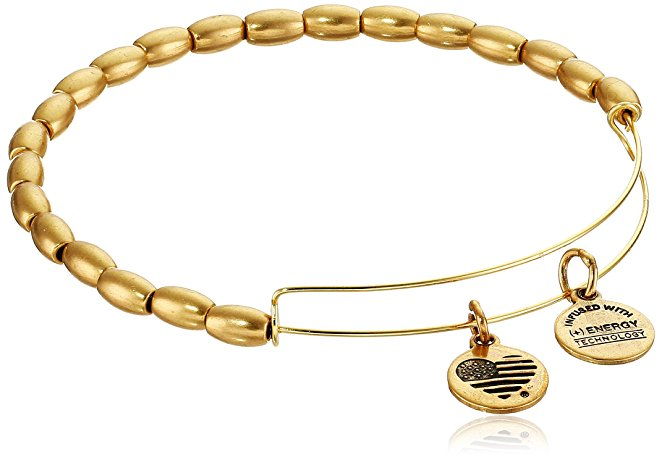 Alex and Ali Gold Bangle Bracelet | 25+ Valentine's Day gifts for her