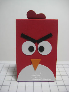 Angry Birds | 25+ Valentine Boxes for boys