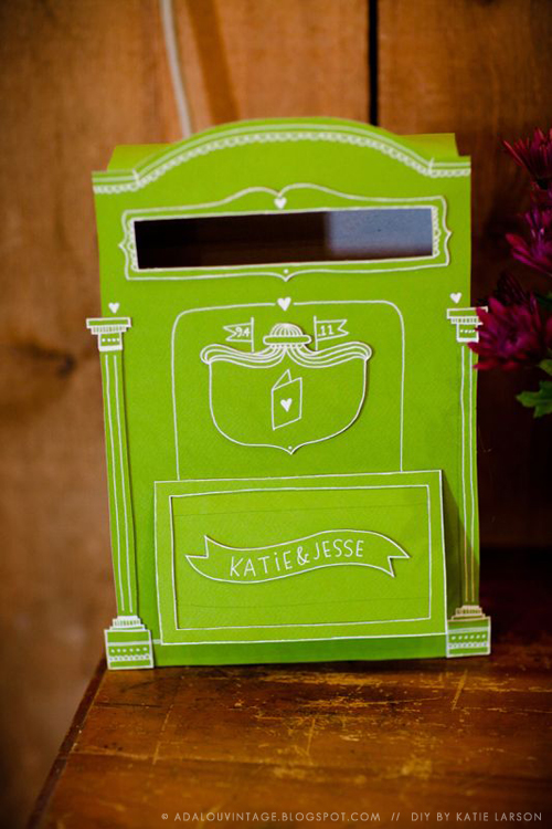 DIY Letterbox | 25+ Valentine Boxes for boys