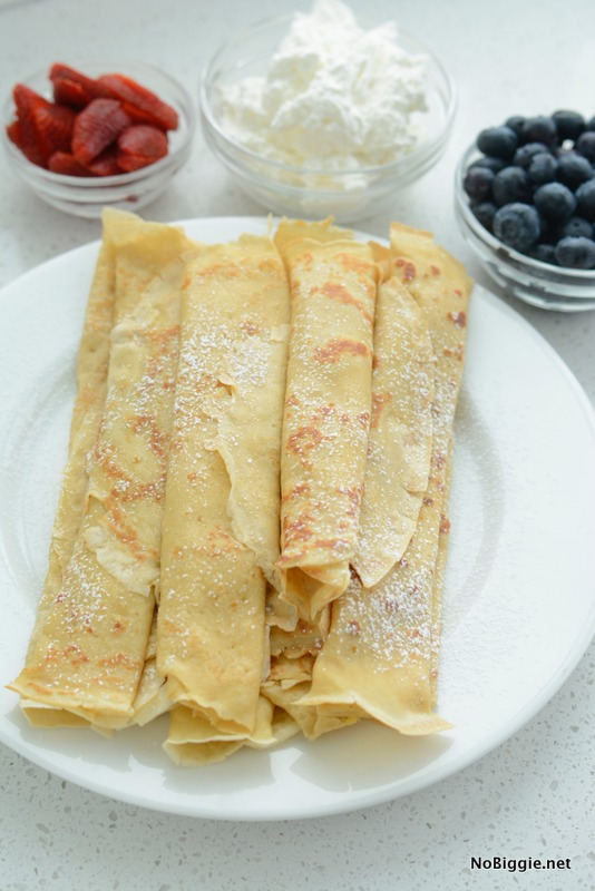 Perfect Crepes every time