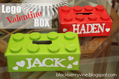 Lego Valentine Box | 25+ Valentine Boxes for boys