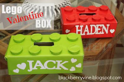 Lego Valentine Box | 25+ Valentine Boxes for boys