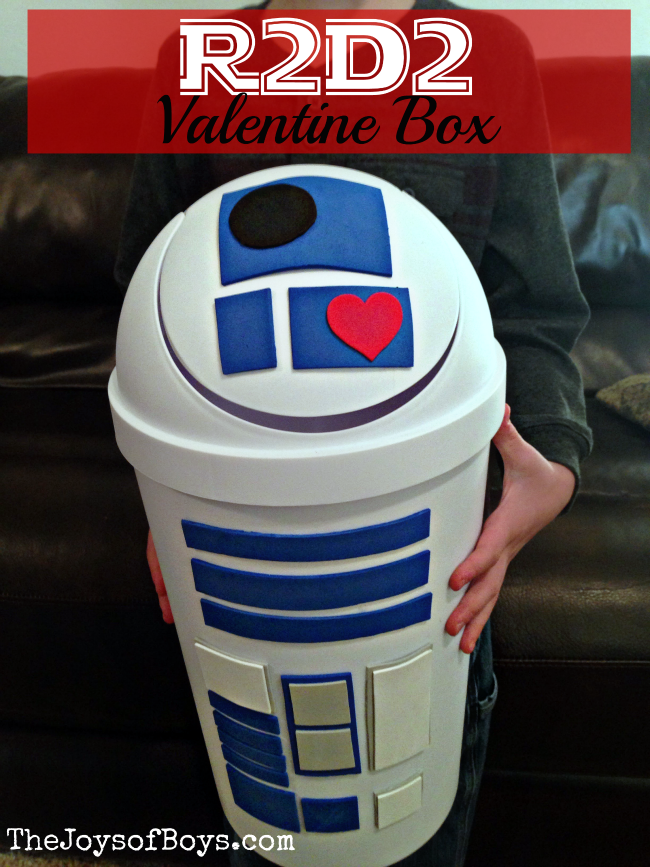 r2d2 valentine box 25 valentine boxes for boys
