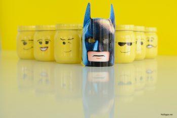 DIY LEGO Batman Night Light