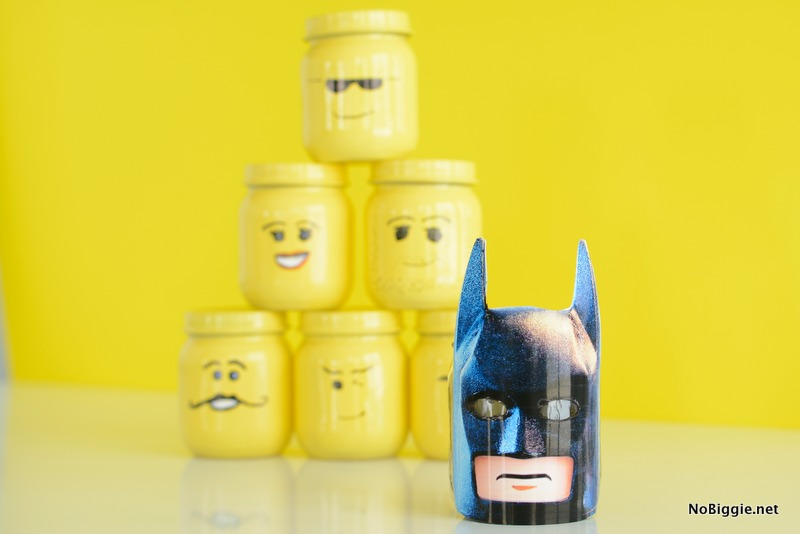 Batman Wall Light Diy : DIY LEGO Batman Night Light