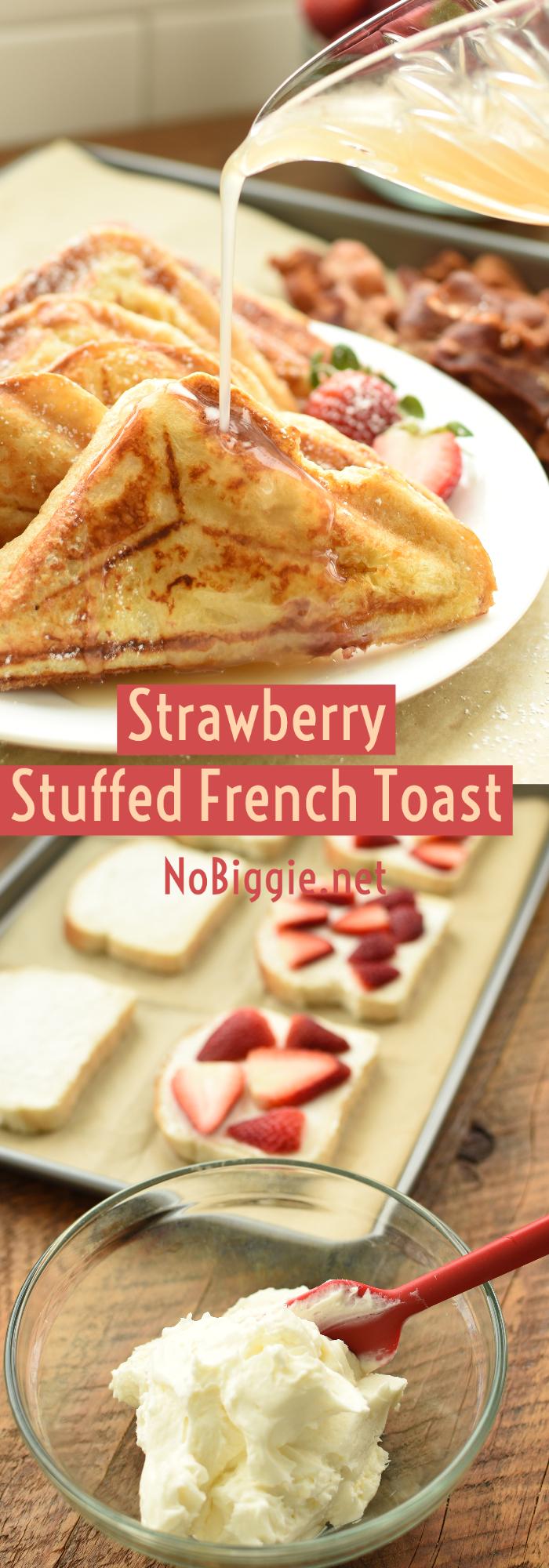 strawberry french toast | NoBiggie.net
