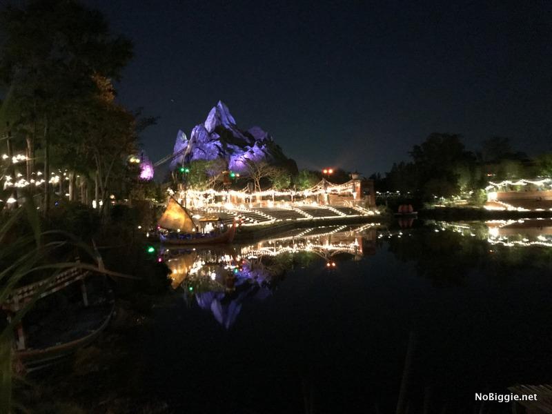 Animal Kingdom Rivers of Light