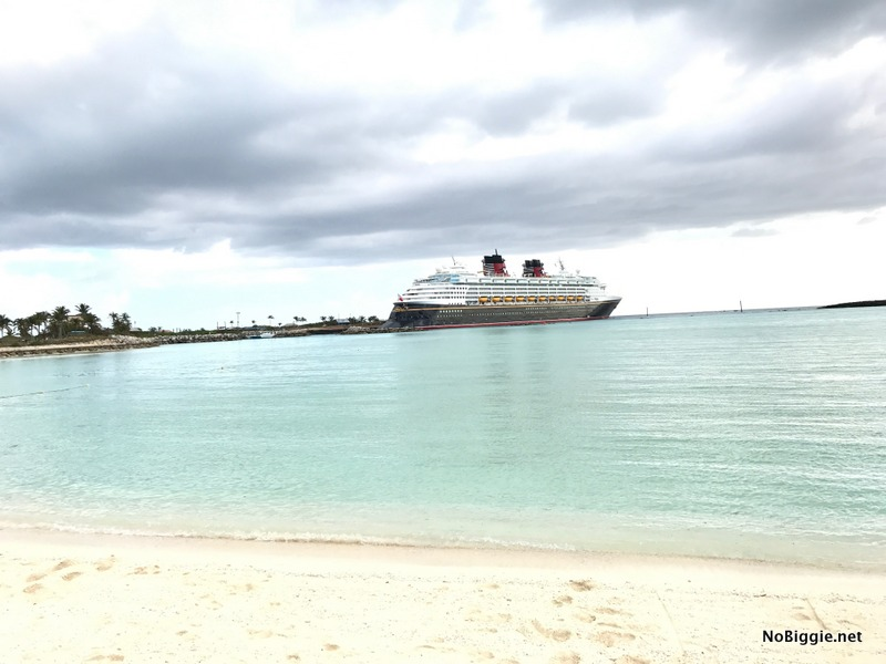 Carribbean in Castaway Cay