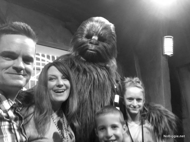 Chewi Selfie