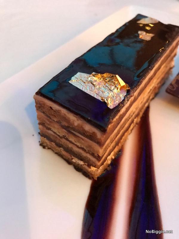 Chocolate Layer dessert