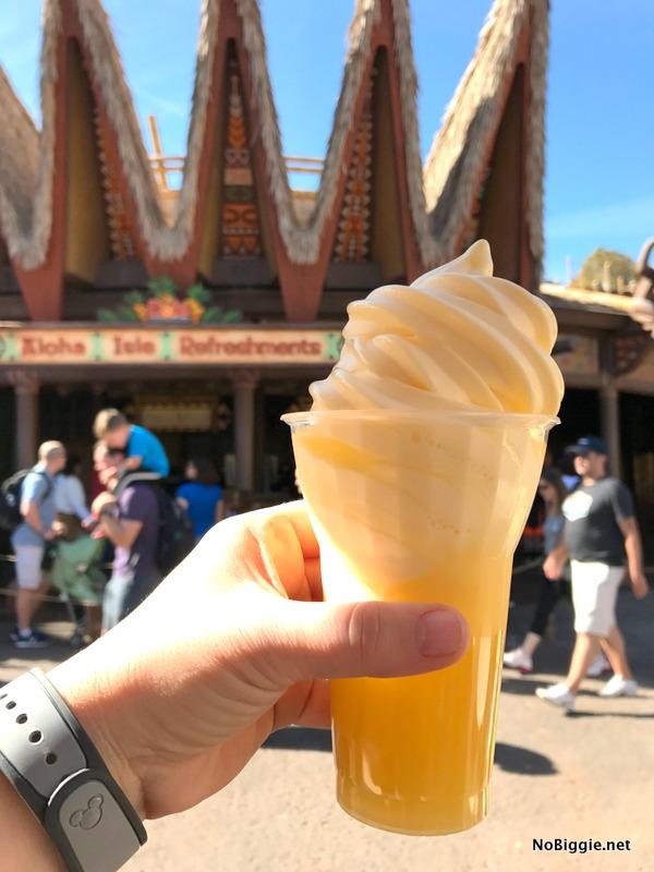 DisneyWorld Dole Whip Float