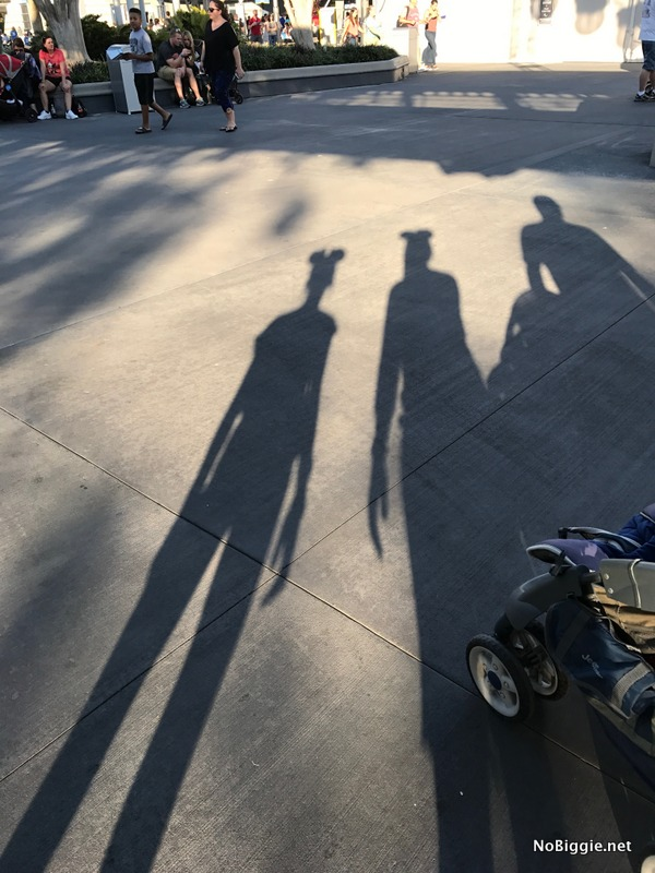 DisneyWorld Shadows