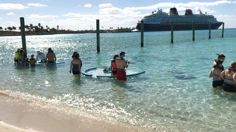 Sting Ray Excursion