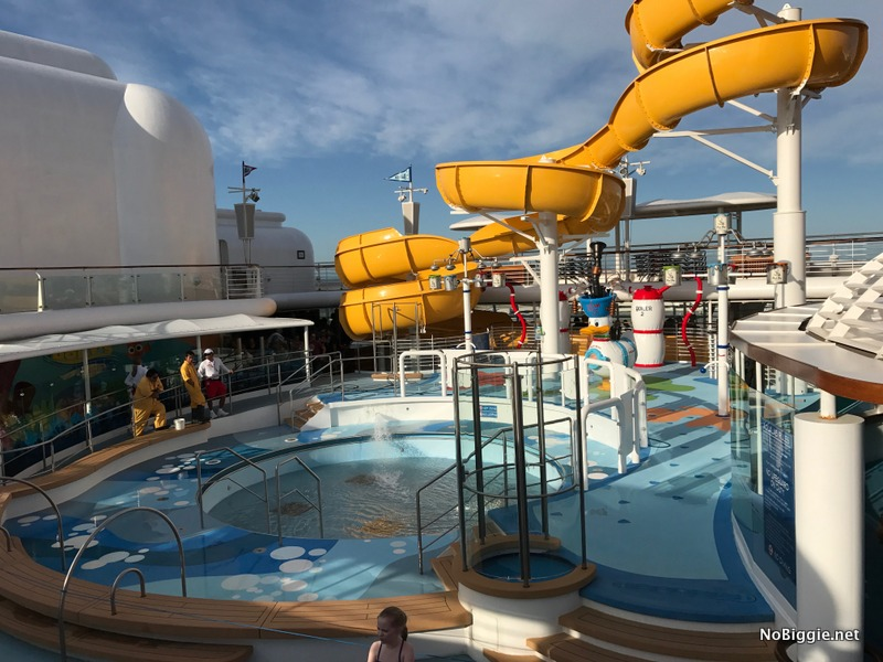 Disney Cruise On The Disney Wonder