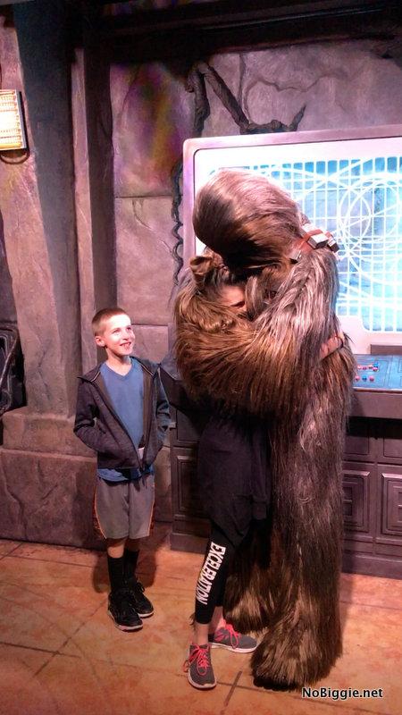 Wookie Hug