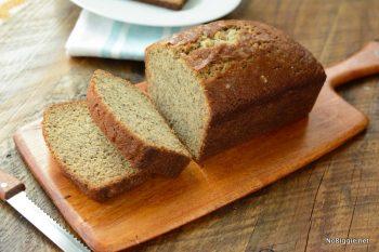 Sour Cream Chia Banana Bread