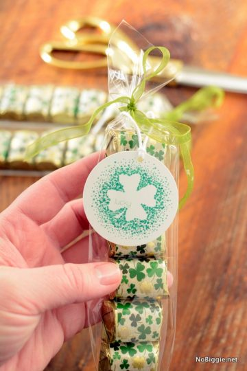 St. Patrick's Day Printable Gift Tag