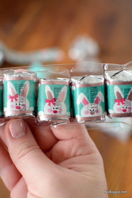 Easter Hershey Chocolate Nuggets