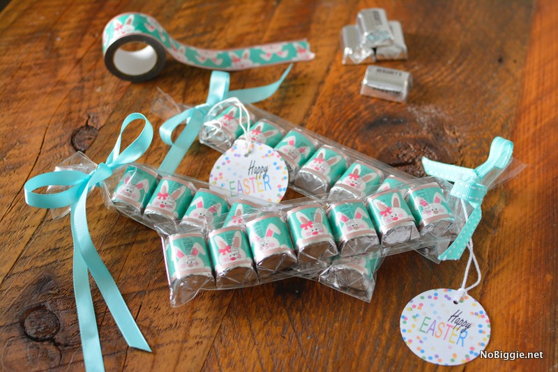 Easter wrapped Chocolate Nuggets