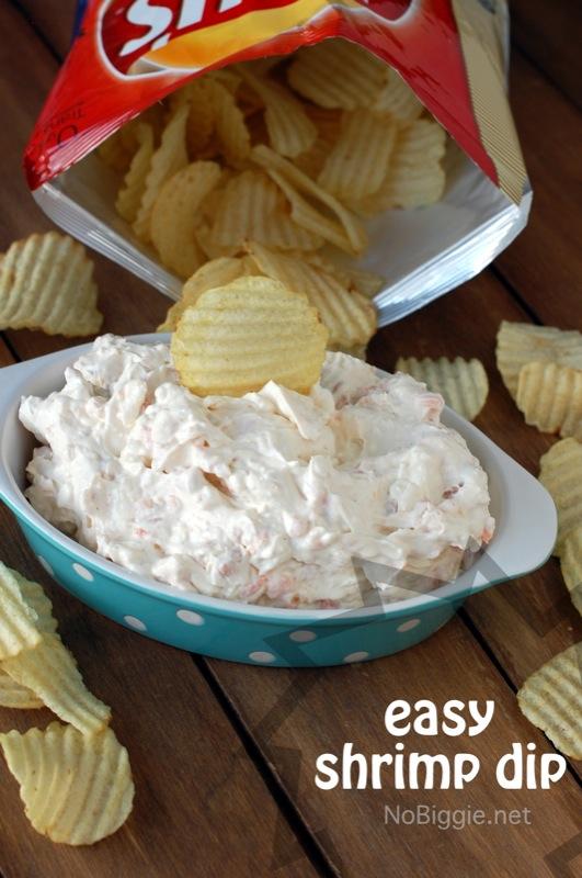 Easy Shrimp Dip Appetizer | 25+ Cream Cheese Recipes