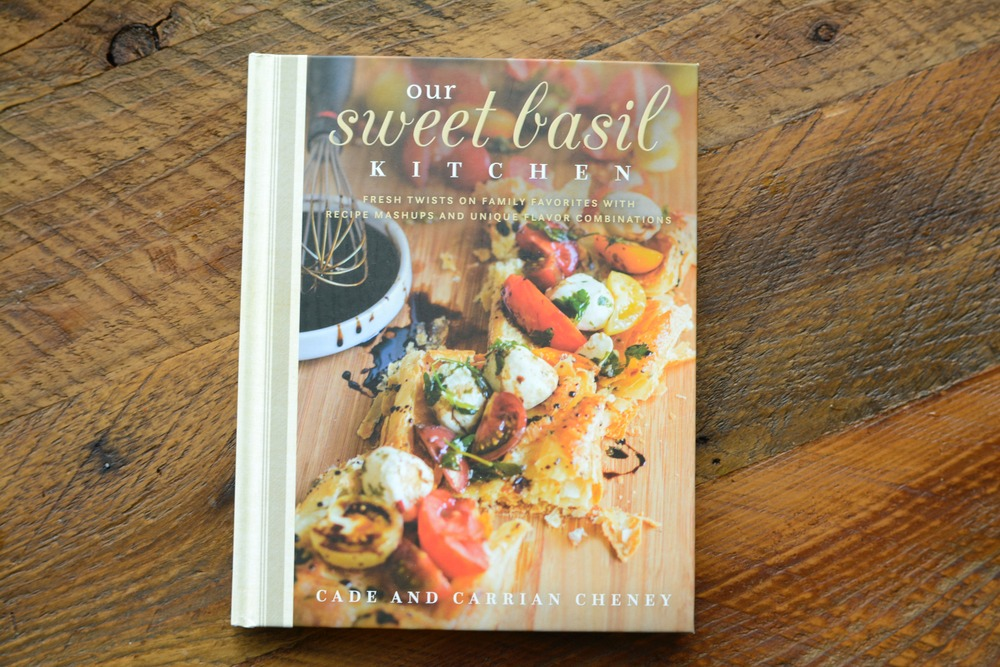 Oh Sweet Basil CookBook