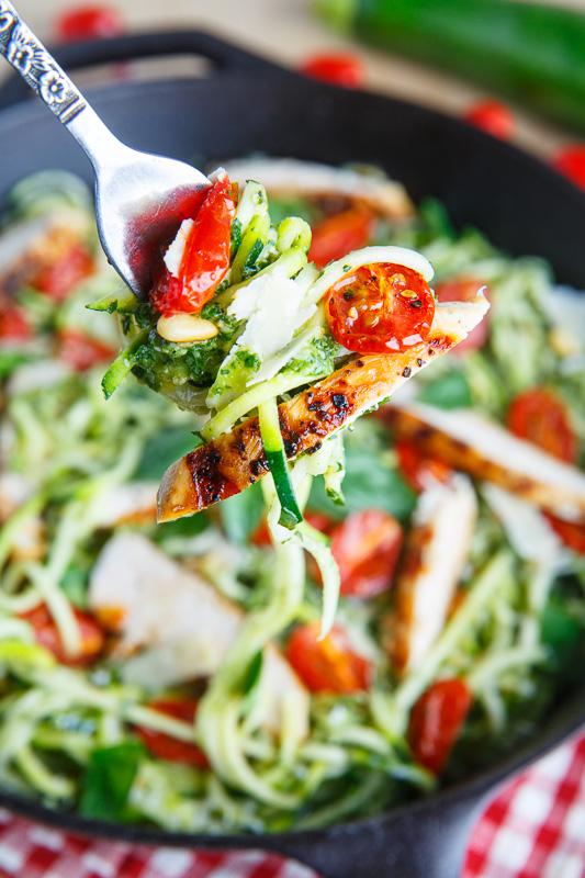 25 Zoodle Recipes Zucchini Noodles Nobiggie