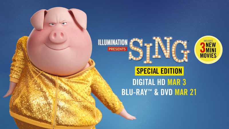 Sing The Movie