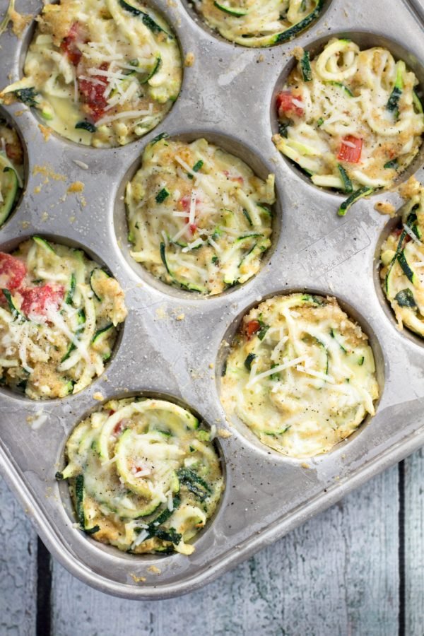 Zoodle Breakfast Nests | 25+ Zoodle Recipes